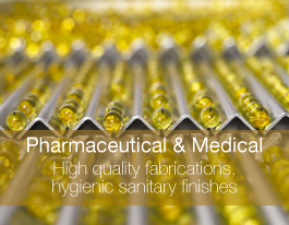 Pharmaceutical and medical fabrications
