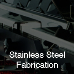 stainless steel fabrication services from CH Barnett