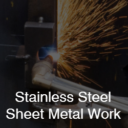stainless steel sheet metal work Service from CH Barnett