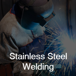 stainless steel welding services from CH Barnett